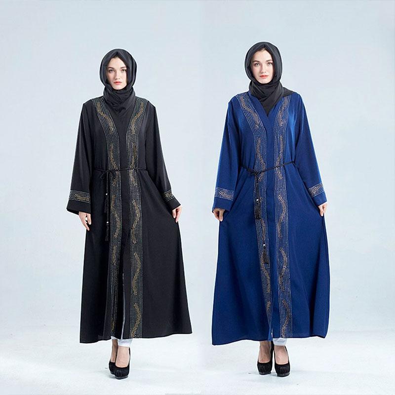 Abaya Dubai Cardigan