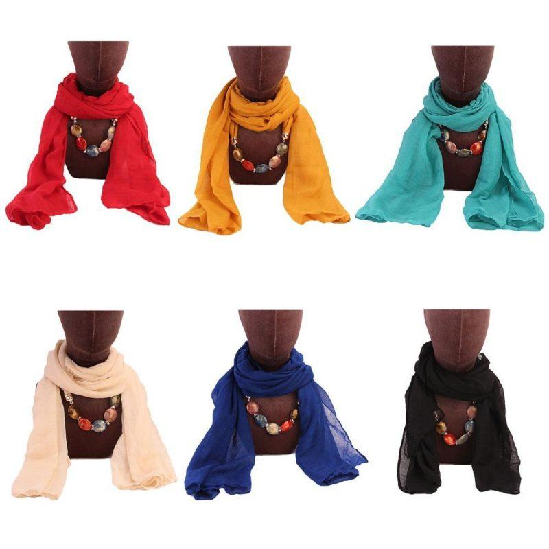 écharpe Hijab Muslim Mine