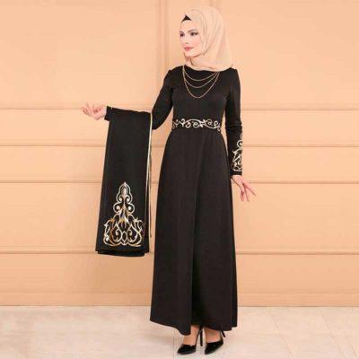 Abaya Prestige deux pièces Muslim Mine