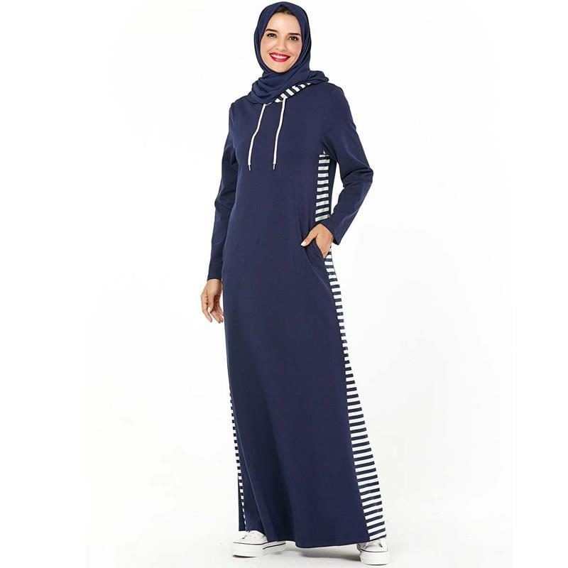 Tenue de Sport Hijab décontracté Muslim Mine