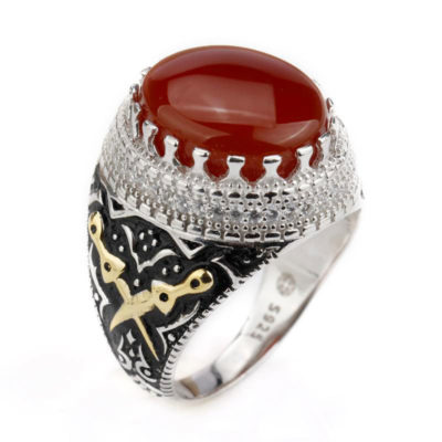 Bague Musulman Homme Royal Muslim Mine