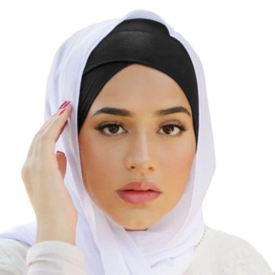 bonnet cagoule hijab muslim mine