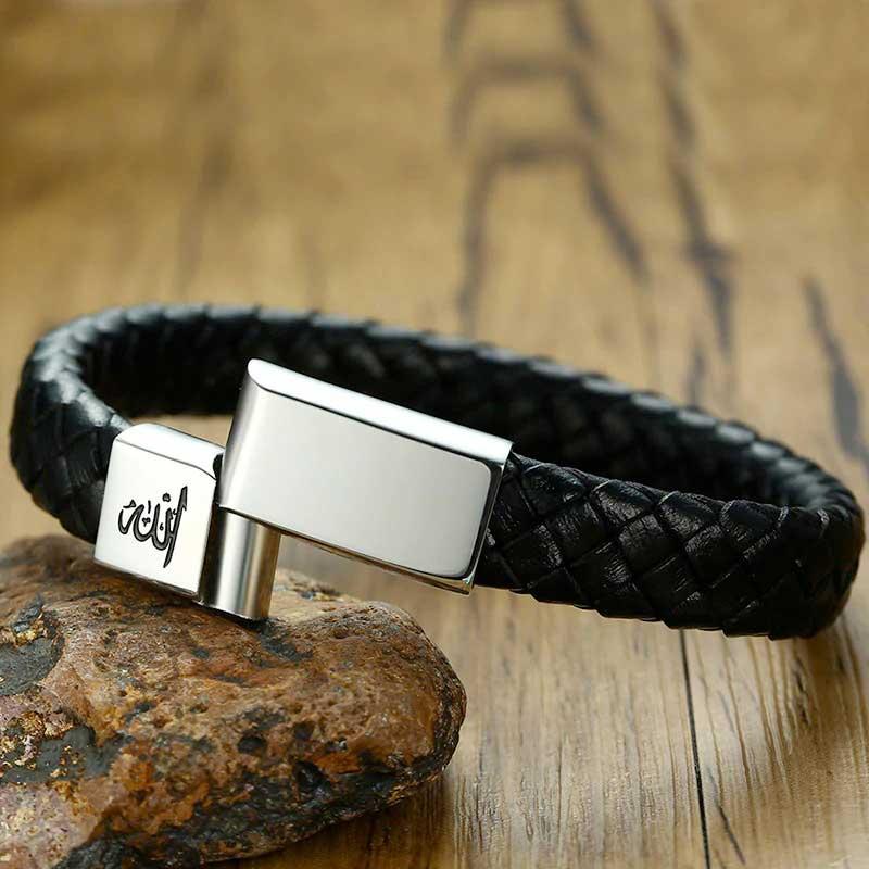 bracelet allah aimante muslim mine