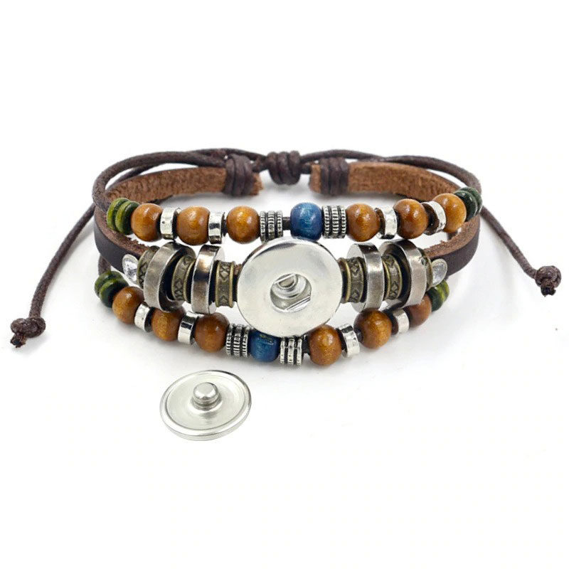 bracelet allah musulman berloque