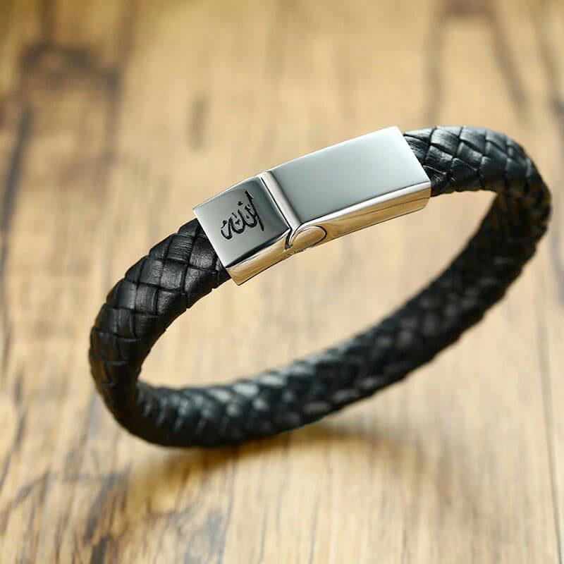 bracelet islam allah aimanté muslim mine