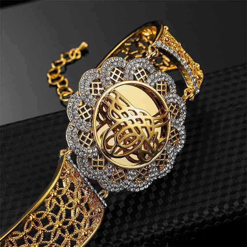 bracelet orient bismillah muslim mine