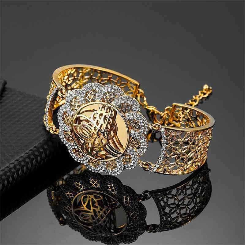 bracelet orient calligraphie mulim mine