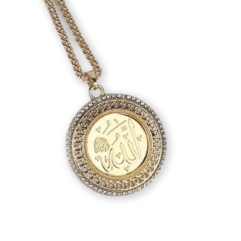 collier Allah or muslim mine