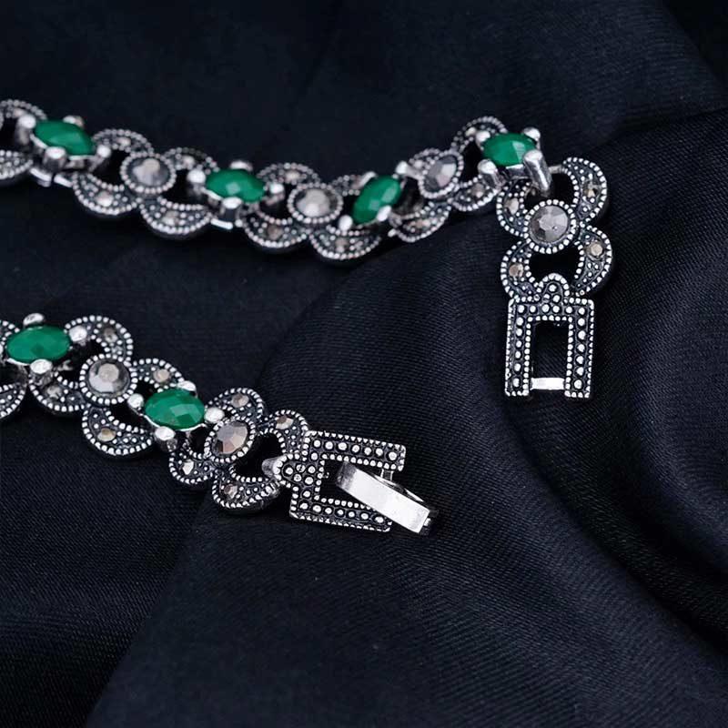 Fermoir du bracelet marocain Muslim Mine