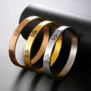 Modèles de bracelets Allah Muslim Mine