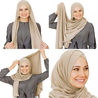 comment mettre hijab croise muslim mine