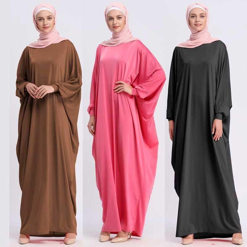 couleurs robe faracha muslim mine