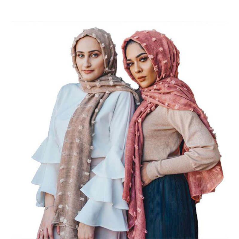 hijab stylé muslim mine