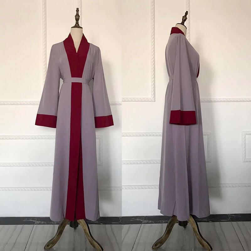 Modèle Kimono Abaya Muslim Mine