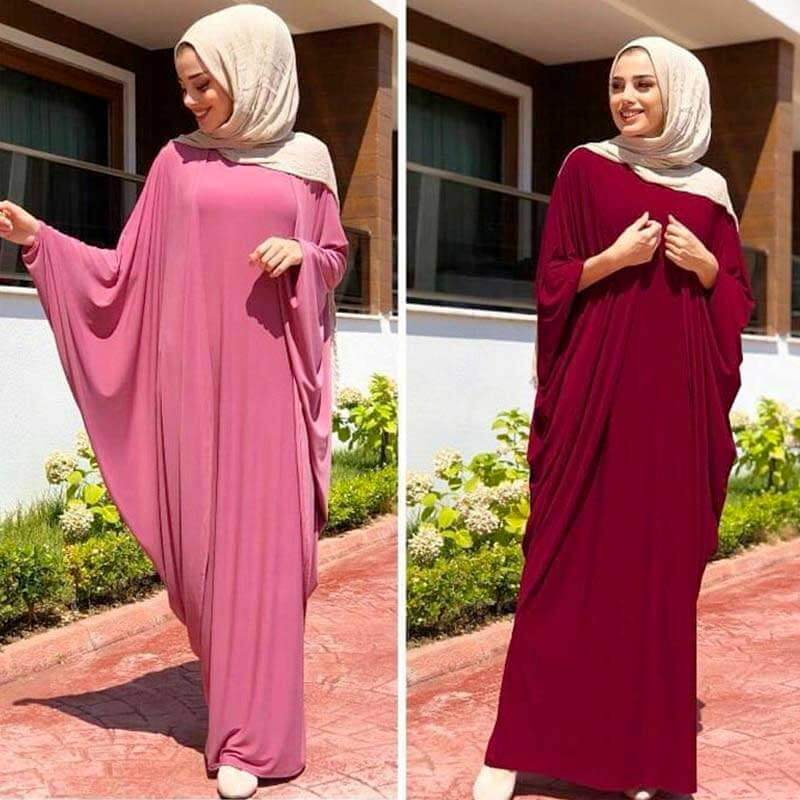 modele robe faracha muslim mine