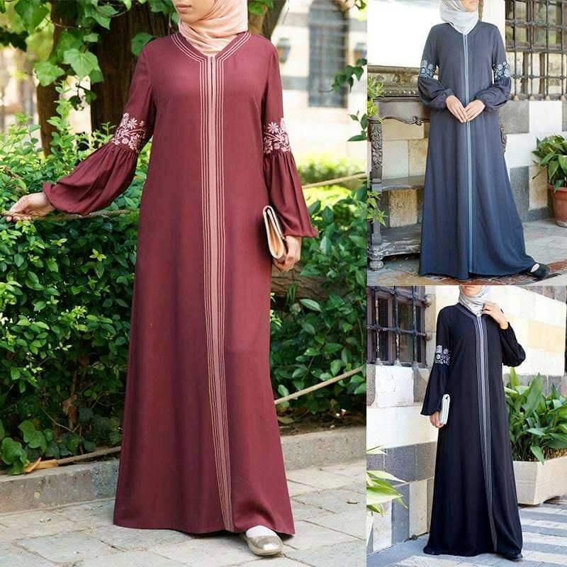 modeles robe abaya chic-muslim-mine