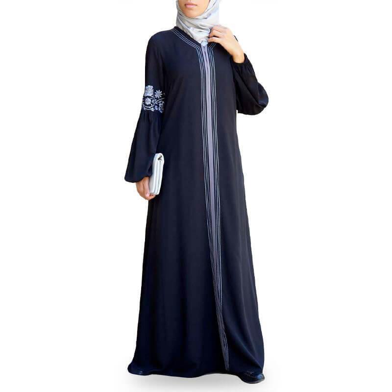 robe abaya chic muslim mine
