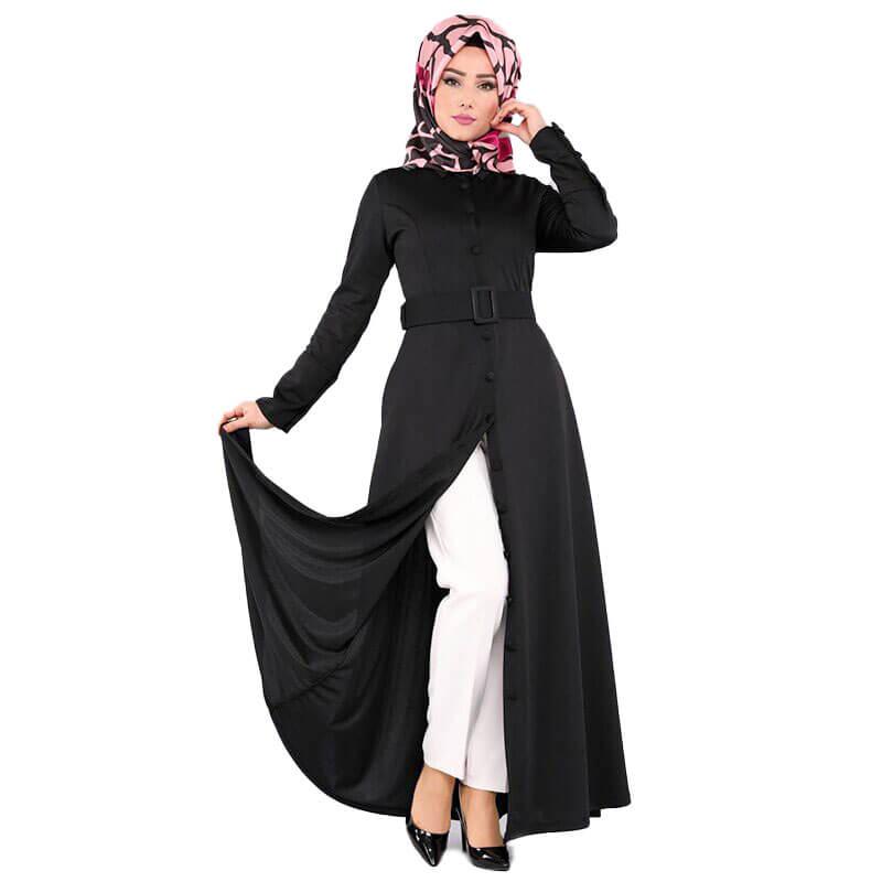 robe maternité longue turque muslim mine