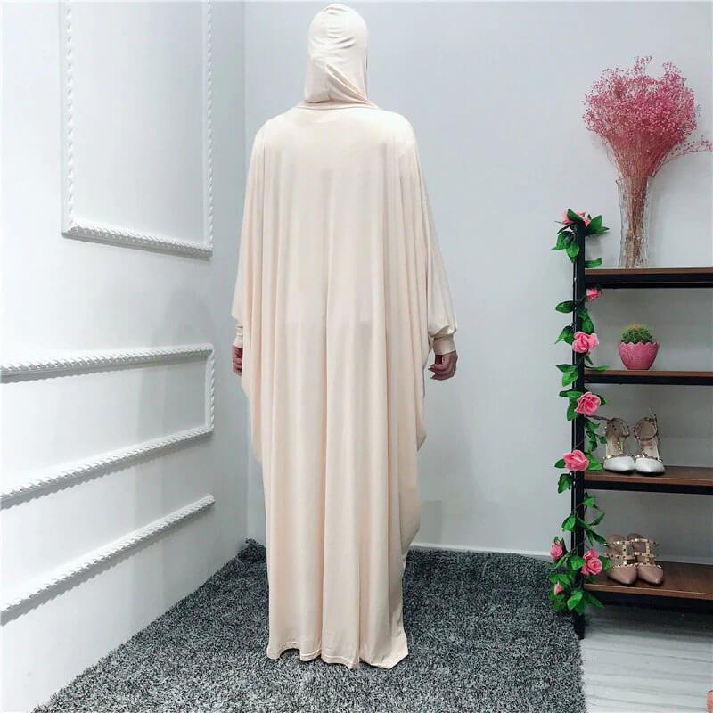 modèles robe papillon muslim mine