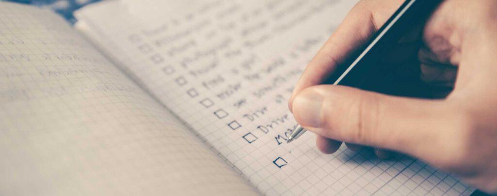 checklist ramadan muslim mine