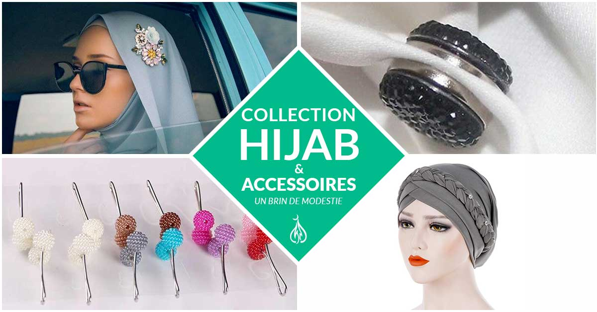 Collection Hijab Muslim Mine