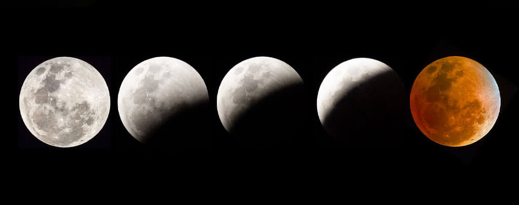 eclipse lunaire islam Muslim Mine