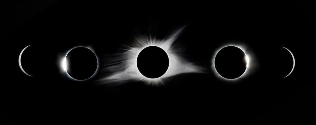 eclipse solaire islam Muslim Mine