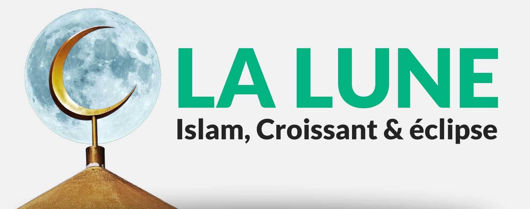 Croissant de lune et Islam