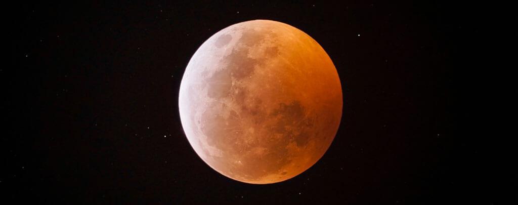 lune de sang islam Muslim Mine