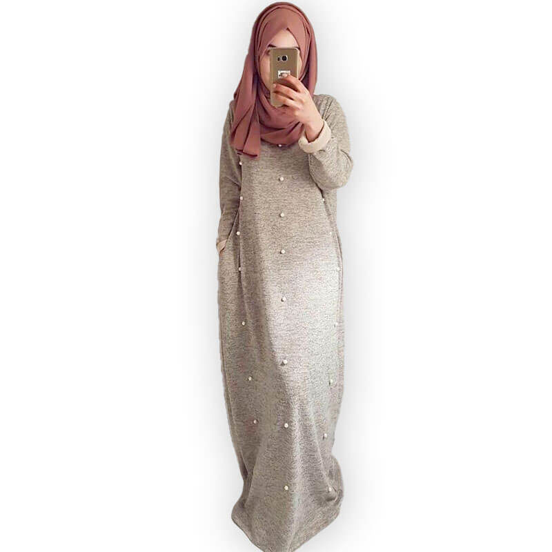 robe pull musulmane muslim mine
