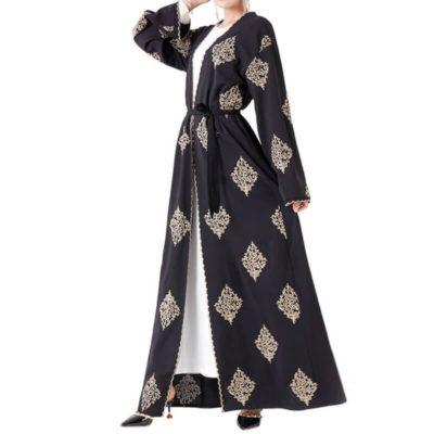 abaya kimono arabesque muslim mine
