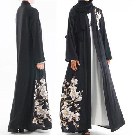 abaya kimono de dos muslim mine
