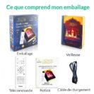 emballage veilleuse coranique livre muslim mine