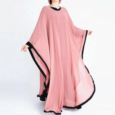 femme musulmane faracha rose muslim mine