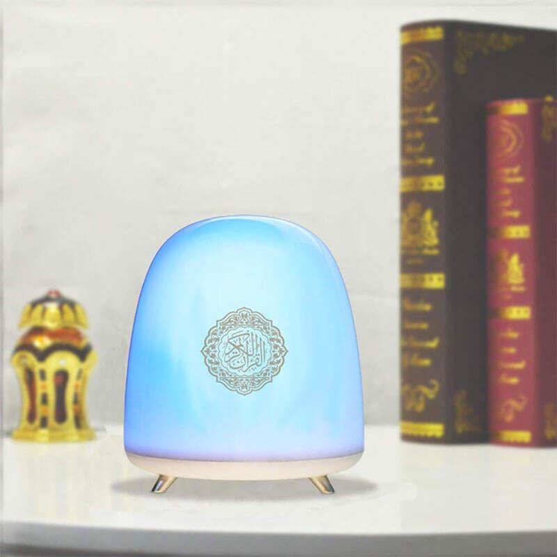 veilleuse coran lumineuse muslim mine