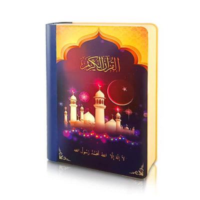 veilleuse coranique livre muslim mine