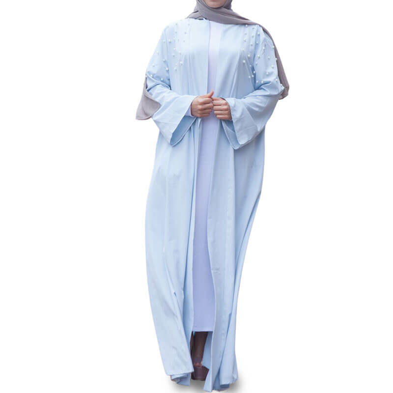 abaya perlée muslim mine