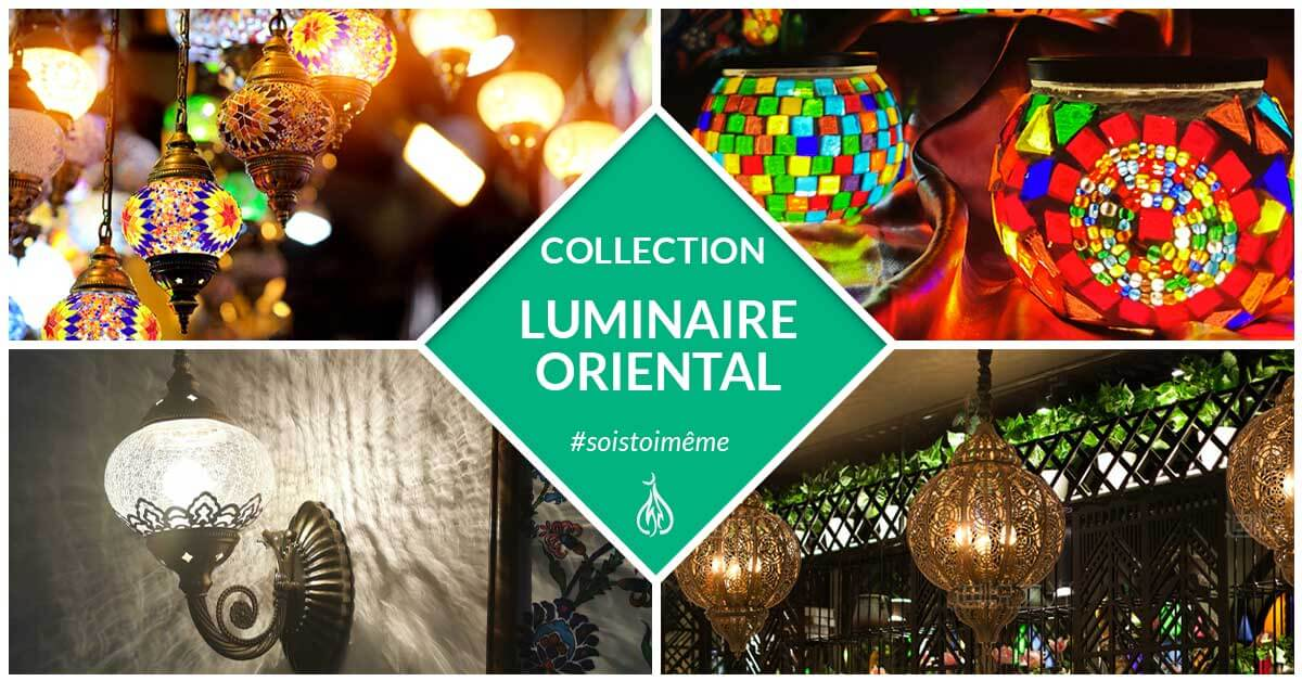 collection luminaire dans le style oriental muslim mine