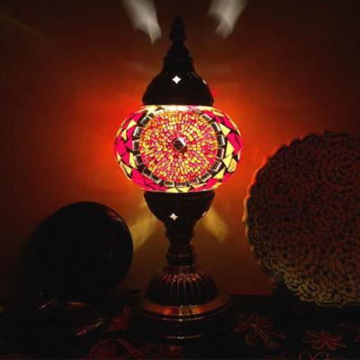 lampe turque badr lumineuse muslim mine