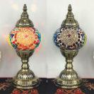 lampe turque badr mosaïque muslim mine