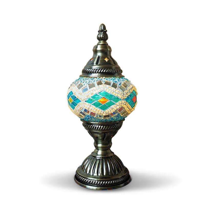 lampe turque goz muslim mine