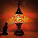 lampe turque goz rouge muslim mine