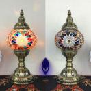 lampe turque gunes mosaïque muslim mine