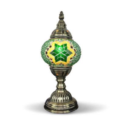 lampe turque hexa muslim mine