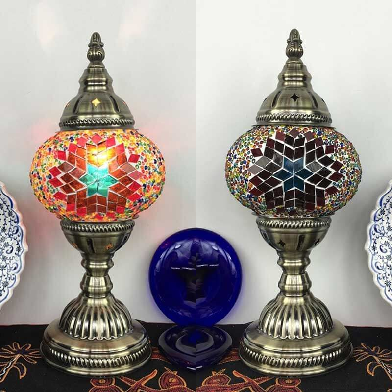 lampe turque jour altin muslim mine