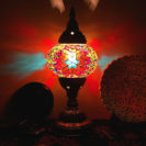 lampe turque mosaïque altin muslim mine