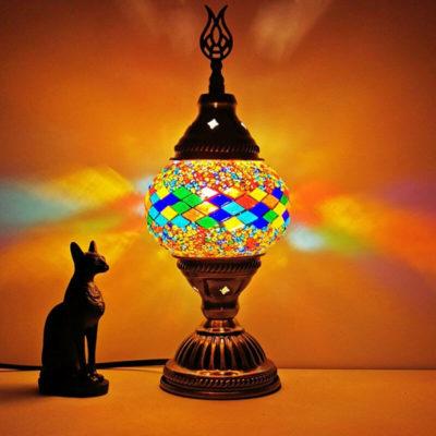 lampe turque nehir muslim mine