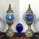lampe turque nejma jour muslim mine