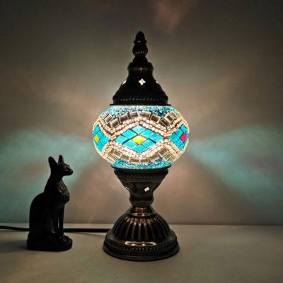 lampe turque oeil muslim mine