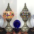 lampe turque wady mosaïque muslim mine